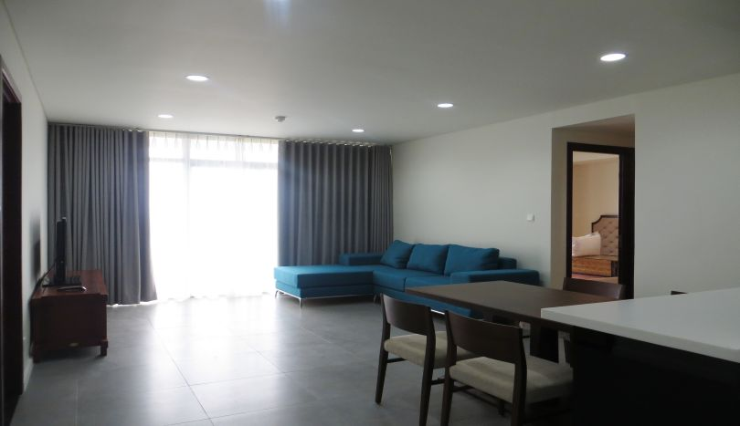 Watermark apartment Hanoi with furnished 2 bedroom, lakeview