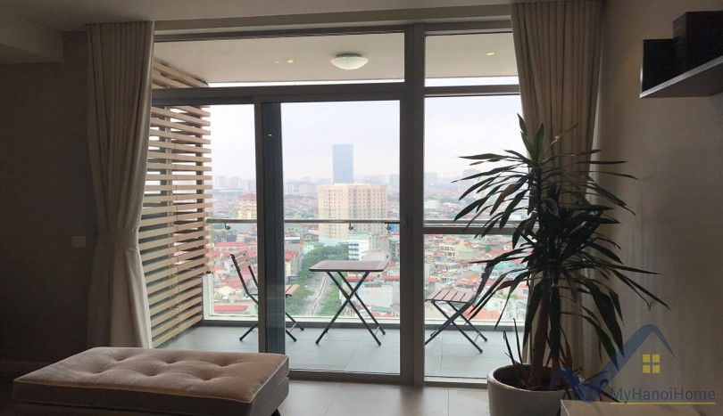 Watermark Hanoi: Furnished 2 beds 2 baths apartment for rent