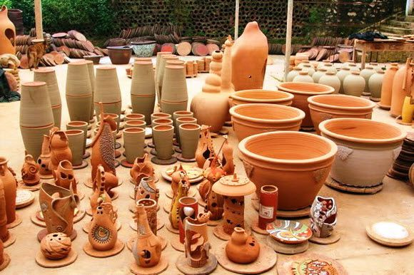 Bat Trang Ceramic Village - a destination must visit