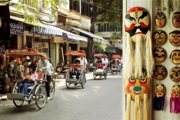 Old Quarter in Hanoi must see - MyHanoiHome