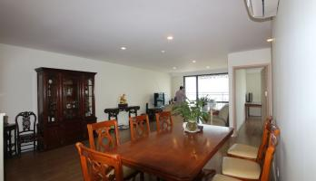 Furnished apartment in MIPEC Riverside tower 3 bedrooms for rent