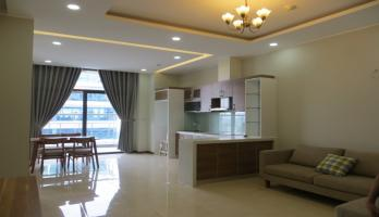 Furnished apartment in Trang An Complex Cau Giay 2 bedrooms balcony
