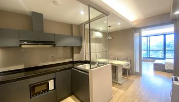 Lake view apartment in Tay Ho with 1 bed near Water park